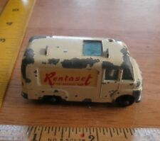Matchbox No 62 Lesney Rentaset TV Service van Vintage diecast car