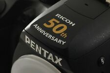 【Top Mint Only 3 Limited Double Name】 Pentax Ricoh K-50 50th anniversary Camera