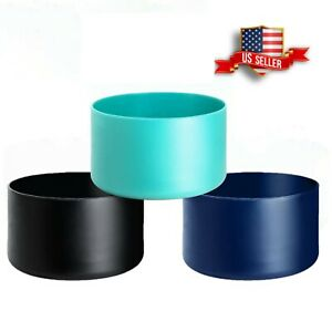 Protective Silicone Bottle Boot/Sleeve for Hydro Flask Anti-Slip Bottom Cover