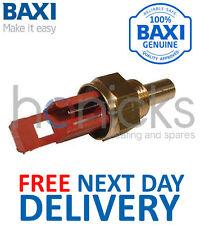 Baxi NTC Temperature Thermister Sensor 5114725 Genuine Original Part *NEW*