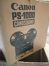 CANON CANOSOUND CINE PROJECTOR MODEL PS 1000 (BRAND NEW)