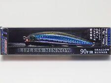 * DUEL HARDCORE TT LIPLESS MINNOW 90F SR #HIW 90mm 10g from japan !