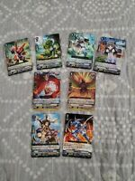 Cardfight vanguard Festival Collection High Ratity And Common Singles Lot