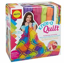 ALEX Toys Craft Knot A Quilt Kit New
