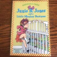 Junie B. Jones and a Little Monkey Business (Junie B. Jones, No. 2) Paperback