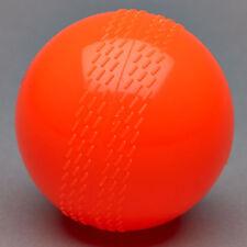 2 x Windball Orange Cricket Soft Indoor training club outdoor wind ball practice
