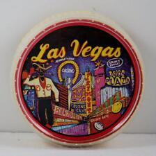 Game Playing Cards Sahara Las Vegas Strip Gift Shop Round Storage Case
