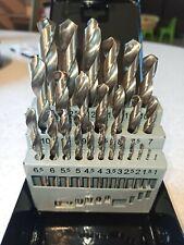 10x HSS-TIN Métaux Twist Drill Bits DIN338N Ø 4.2 mm