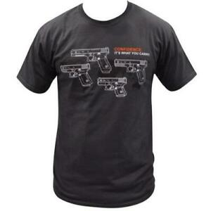Officially Licensed Glock Perfection Men's T-Shirt - Choose Your Size - S, M, XL