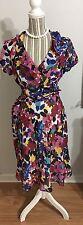 EUC Chadwick's Floral Dress Size 12