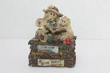 Boyds Bears & Friends: Daphne and Eloise Music Box