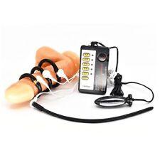 Electrosex Shock Male E-Stim Silicone Urethral Torpedo Plug Therapy Set