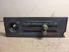 1987 - 1992 Chevrolet Chevy Camaro Temperature Climate Control 16016021