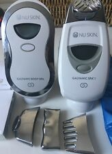 Galvanic spa Nu Skin Body&Face (both devices)
