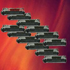 12 Toner Cartridge 104 for Canon imageCLASS MF4270 D480