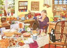 La casa de rompecabezas - 1000 Pieza Rompecabezas-Sugar & Spice Hornear día