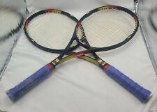 New listing 2 Wilson Pro Staff Classic 6.1 Tennis Racquets 95 Sq In 4 1/2 Grip L4