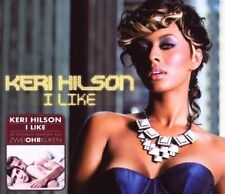 Keri Hilson I like (2009; 2 tracks) [Maxi-CD]