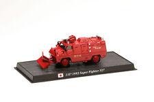 Camion sapeurs pompiers Diecast  SUPER FIGHTER 327 JAPAN 1:67 Delprado CBO049