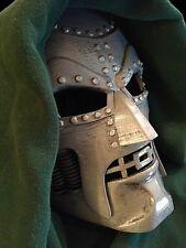 Dr Doom Mask Marvel Comics Fantastic Four Costume Cosplay 3D Printed Masks Size