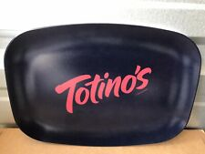 Rare General Mills Totino's Pizza Promo Plate Platter Dish