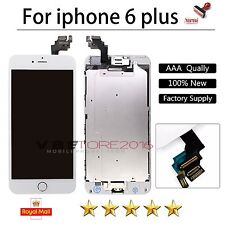 "For iPhone 6 Plus 5.5"" LCD Touch Screen Display Replacement Home Button Camera"