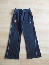 Pantalones de chándal RCT Toulon Puma Negro Talla 10 años