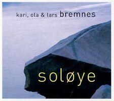 KARI,OLA & LARS BREMNES - SOLÖYE  CD NEU
