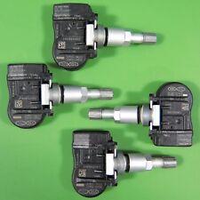 Set of 4 Hyundai Kia TIRE PRESSURE SENSOR TPMS OEM 52933-3N000/2M550 SET-TS44