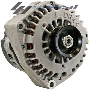100% NEW HIGH OUTPUT ALTERNATOR For CHEVY GMC 1500 2500 3500 PICKUP TRUCK 250AMP