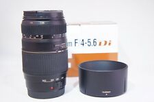 Tamron Auto Focus 70-300mm f/4.0-5.6 Di LD Macro Zoom Lens For CANON (H-41)