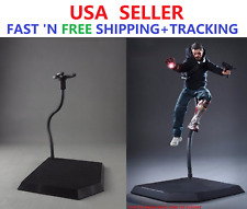 Dynamic Stand For 1/6 Scale Action Figure Hot Toys Phicen Display SHIP FROM USA