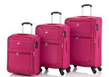 Reisekoffer & Trolleys mit Hartschale und 4 Rollen aus Polyester