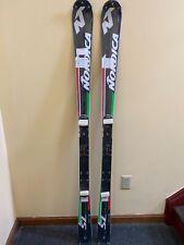 NEW Nordica Worldcup Slalom Skis 156CM
