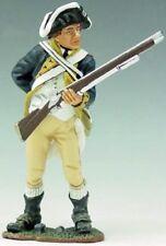 Petits soldats américains révolution en plomb peint