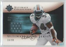 2005 Ultimate Collection Game Jerseys /99 Ricky Williams #GJ-RI
