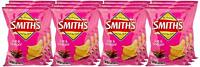 Smith's Crinkle Cut Salt and Vinegar Chips, 12 x 170 Grams - FAST SHIP