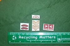 1/6 ww2 British Airborne Royal Engineers parachute patches