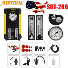 Car Truck Smoke Leak Detector Smoke Machines EVAP System New Autool SDT206 USA
