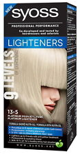 Syoss Color lighteners Platinum Blond brightener 13-5 (up 9 levels)
