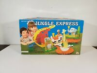 Vintage Jungle Express Battery Operated Kids Toy Woolworths