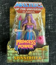MOTUC Spinnerella She-Ra POP Masters of the Universe Classics He-Man MOTU Rare