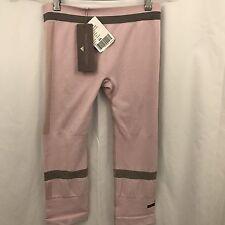 Adidas Stella McCartney womens pants breeches ESS SL 3-4 TIGHT Size S (B37)