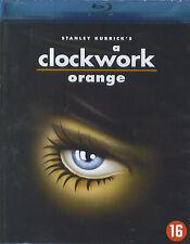 Stanley Kubrick's A Clockwork Orange (Blu-ray)