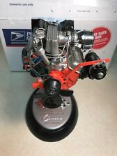 1:6 Franklin Mint Chevrolet Corvette 283 V8 Engine Damaged