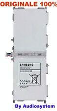 "BATTERIA 6800Mah ORIGINALE SAMSUNG PER GALAXY TAB 4 10.1"" SM-T535 RICAMBI TABLET"