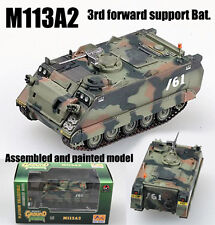 US M113 A2 Armored carrier tank 3rd support Bat 1:72 no diecast Easy Model