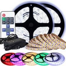 1m-20m 5630 SMD LED Streifenlicht Leiste Wasserdicht LED Stripe Band + Netzteil