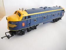 TRIANG TC R250 BLUE TWIN CAB DUMMY DIESEL LOCO TR LOGOS C 1962 transcontinental