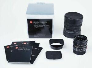 Leica Super Elmar-M 3.4/21mm ASPH. Objektiv